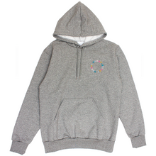 Load image into Gallery viewer, CIRCLE LOGO HOODIE - GREY