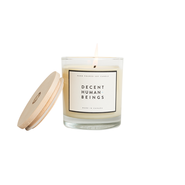 DHB Soy Candle