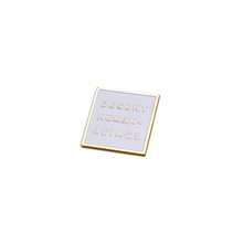 Load image into Gallery viewer, DHB LOGO ENAMEL PIN