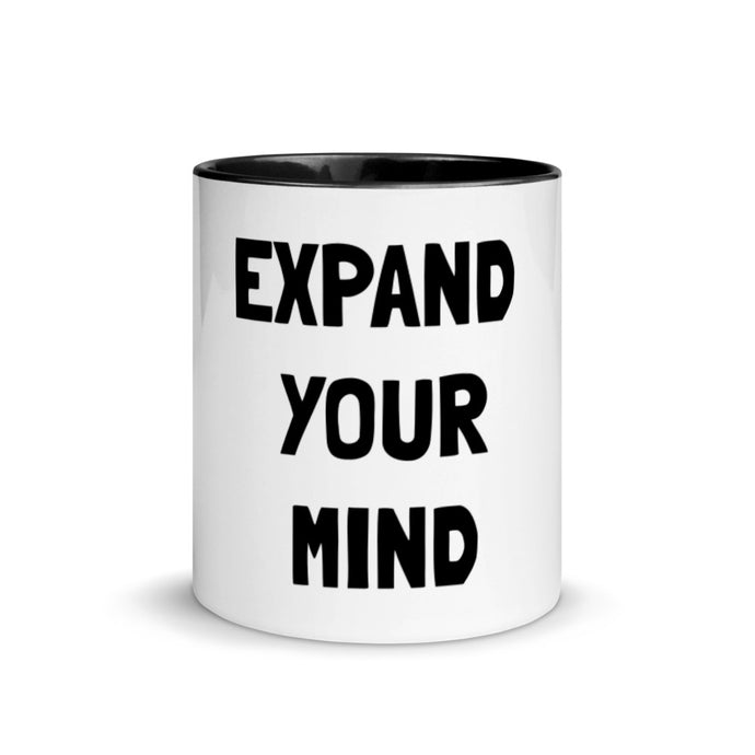 EXPAND YOUR MIND - Mug