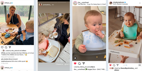 wean meister organic influencers