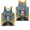 3D FULL OVER PRINTED FAMOUS PAINTER FRIDA KAHLO 29720204