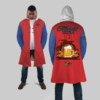 Michelob Ultra Beer Hooded Coat 15062020