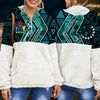 Cook Islands Fleece Half Zipper Hoodie