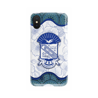 Phi Beta Sigma Phone Case