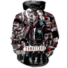 3D All Over Printed Tombstone T Shirt Hoodie