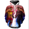 3D All Over Printed Hulk Hogan T Shirt Hoodie