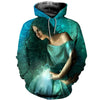 3D All Over Printed Aquarius Zodiac T Shirt Hoodie 30108