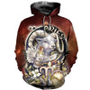 3D All Over Printed Aries T Shirt Hoodie 211203
