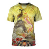 3D All Over Printed Aries T Shirt Hoodie 211206