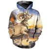 3D All Over Printed Aries T Shirt Hoodie 211208