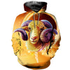 3D All Over Printed Aries Zodiac Clothes 1210
