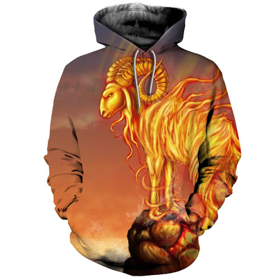 3D All Over Printed Aries Zodiac Clothes 12104