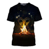 3D All Over Printed Aries Zodiac Clothes 12105