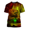 3D All Over Printed Bear T Shirt Hoodie 81201910