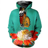 3D All Over Printed Butterfly T Shirt Hoodie 211211