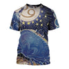 3D All Over Printed Cancer Zodiac T Shirt Hoodie 221209