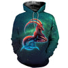 3D All Over Printed Capricorn Zodiac T Shirt Hoodie 20103