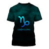3D All Over Printed Capricorn Zodiac T Shirt Hoodie 20104