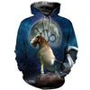 3D All Over Printed Capricorn Zodiac T Shirt Hoodie 20105