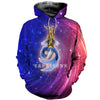 3D All Over Printed Capricorn Zodiac T Shirt Hoodie 201010
