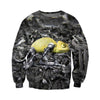 3D All Over Printed Chameleon T Shirt Hoodie 171204