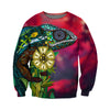 3D All Over Printed Chameleon T Shirt Hoodie 171209