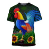 3D All Over Printed Chicken T Shirt Hoodie 4120191