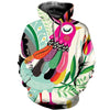 3D All Over Printed Chicken T Shirt Hoodie 4120198