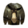 3D All Over Printed Donkey T Shirt Hoodie 24123