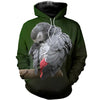 All Over Printed Parrot Clothes 1212
