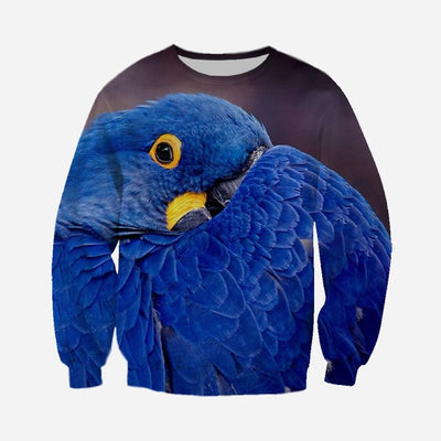 All Over Printed Parrot Clothes 12127