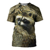 3D All Over Printed Raccoon Clothes 121