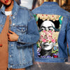 FRIDA KAHLO DENIM JACKET 36