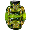 3D All Over Printed Frog T Shirt Hoodie 7120191