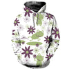 3D All Over Printed Frog T Shirt Hoodie 71201921