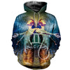 3D All Over Printed Gemini Zodiac T Shirt Hoodie 221202
