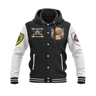 Buffalo Soldiers Baseball Jacket 12820201