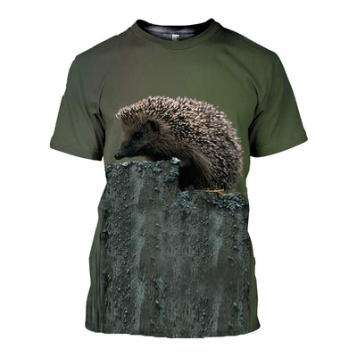 3D All Over Printed Hedgehog Clothes 12103