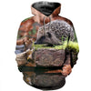 3D All Over Printed Hedgehog Clothes 12108