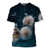 3D All Over Printed Hedgehog Clothes 127