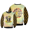 HIPPIE HAPPY SUNFLOWER & ELEPHANT 3D FULL OVER PRINTED CLOTHES