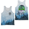 HIPPIE PEACE CAMPING & BEAR 3D FULL OVER PRINTED CLOTHES