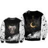 HIPPIE SEE YOU ON THE DARK SIDE OF THE MOON 2 3D FULL OVER PRINTED CLOTHES