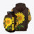 JULY GIRL SUNFLOWER 3D FULL OVER PRINTED CLOTHES