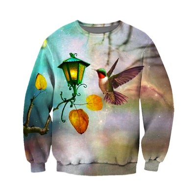 3D All Over Printed Hummingbirds T Shirt Hoodie 28220193