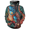 3D All Over Printed Iguana T Shirt Hoodie 0701016