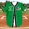 Ancient Order of the Hibernians Baseball Jersey 382020