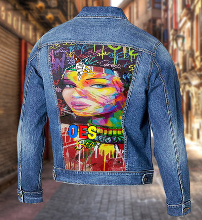 OES Customized DENIM JACKET