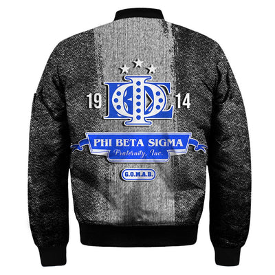 3D ALL OVER PHI BETA SIGMA HOODIE T SHIRT 12220202